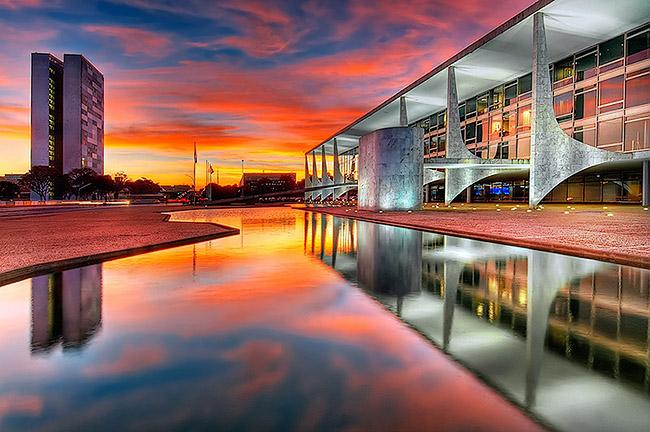 Planalto Palace by MarcioCabral