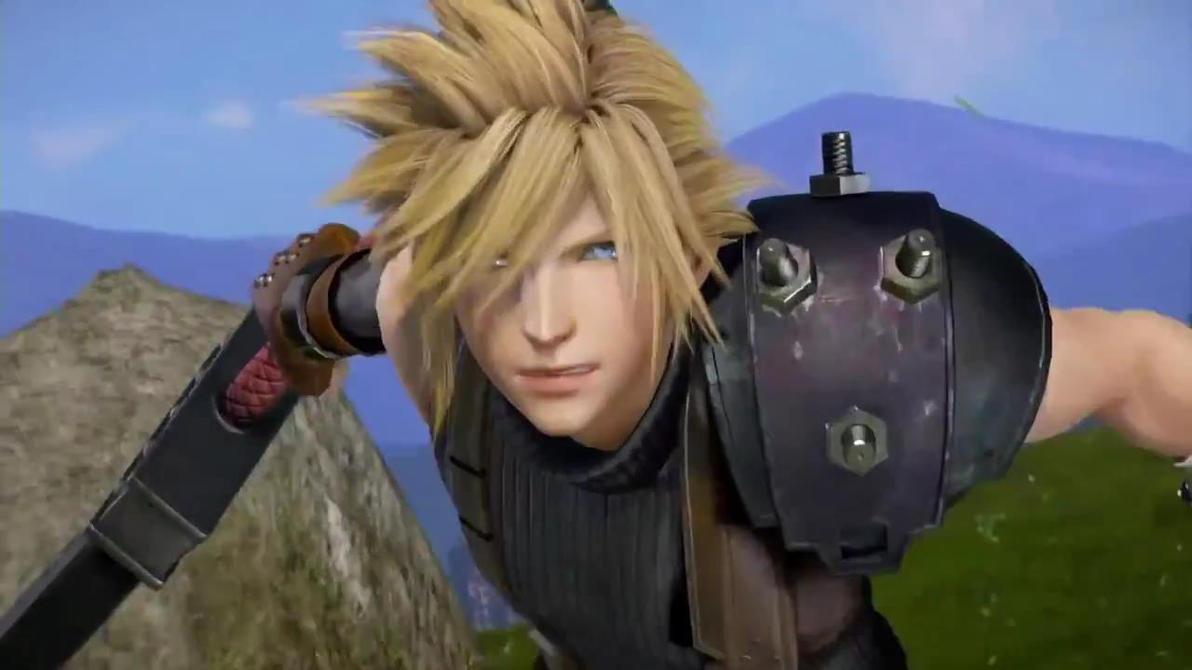 Dissidia Final Fantasy Arcade Game Shows Off Cloud Strife
