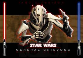 General Grievous by dabris23