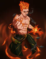 LordFire by MrLims12