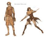 Vasillica and Emilian