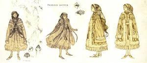 Princess character studies