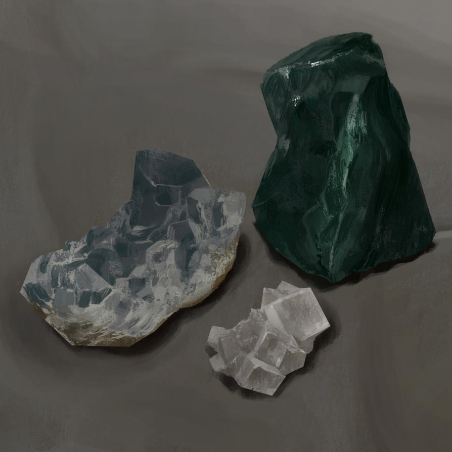 Rocks by JMichek