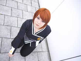 Jane Shepard cosplay 03 by Rikki-gear