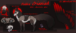 Fall From Grace : Fallen Crissiah Reference by Bloodiath