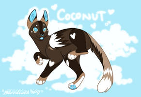 I Jumped So High I Touched The Clouds: Coconut Ref