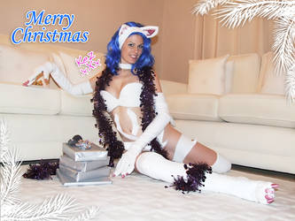 Merry Christmas Cosplay Fever by BunniKez