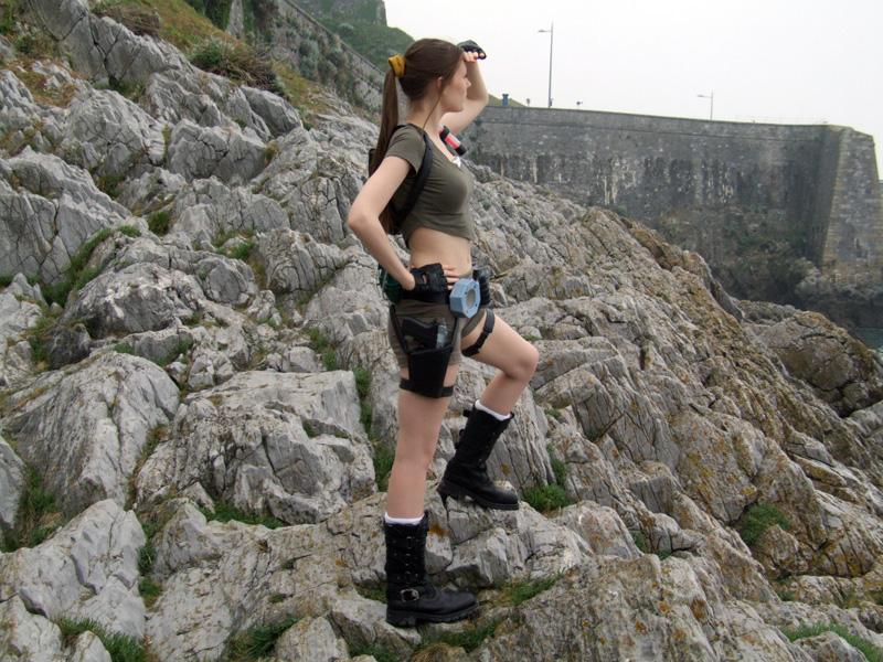 Tomb Raider Legend by BunniKez