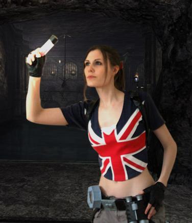 Tomb Raider Legend UK version by BunniKez