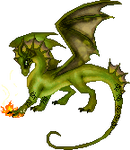 Nightwood dragons - Khamira