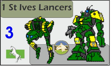 1st St Ives Lancers by factorymam