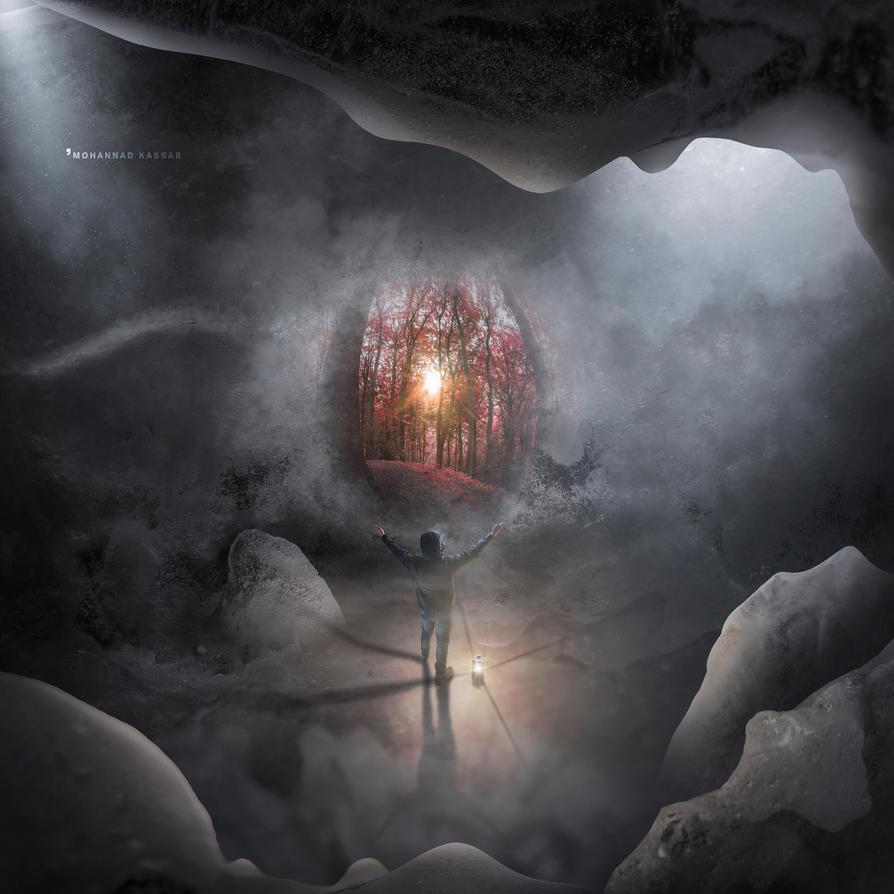 A Forgotten Path by MohannadQassab