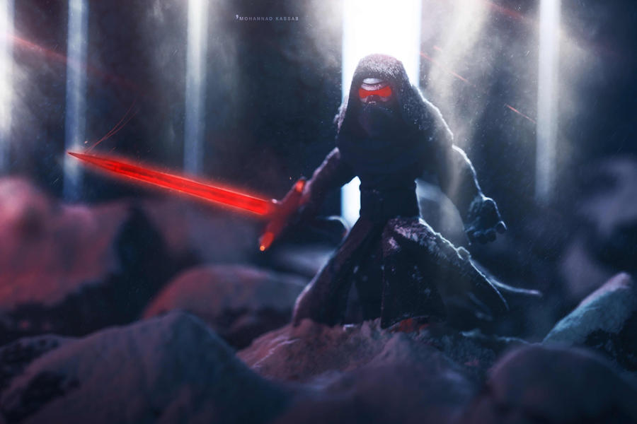 STAR WARS - Kylo Ren by MohannadKassab