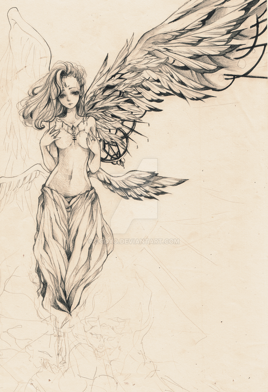Sketch 1 by zgOxO