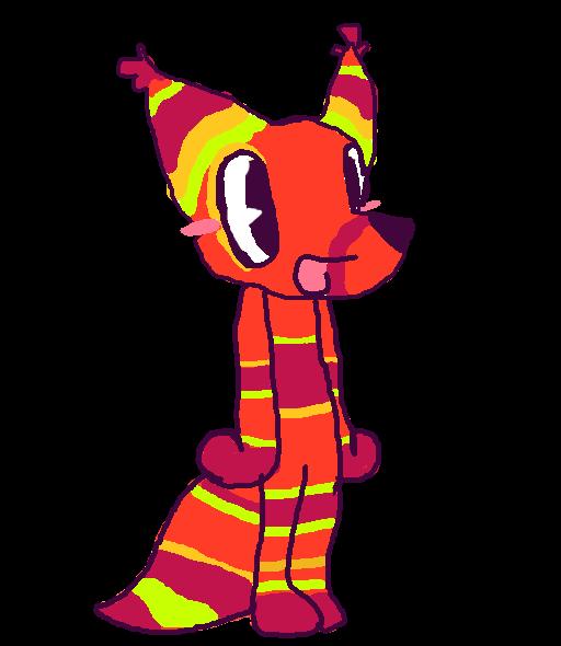 The Cute Quick Brown Fox :3 by xKuro-Kurox