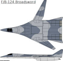 FB-124A Broadsword by CopperheadYSF23