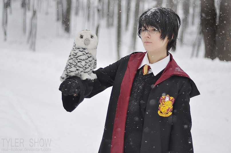 harry potter cosplay by - photo #9