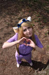 Gadget Hackwrench cosplay