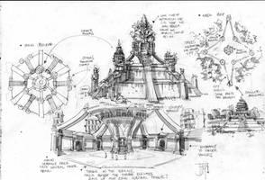 Legion Acient Ruins Design. by manapul