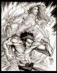 Wolverine Witchblade
