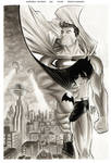 Superman Batman Cover
