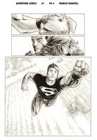 Adventure Comics 1 pg 4 by manapul