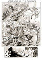 Superman Batman 61 by manapul