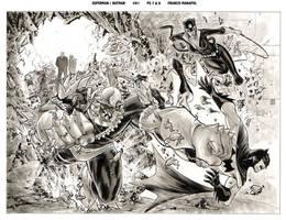 Superman Batman 60 pg 7 and 8 by manapul