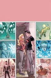 Adventure Comics 2 Variant Cvr by manapul