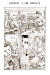 Adventure comics 3 pg 2 by manapul