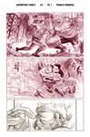 Adventure comics 3 pg 1