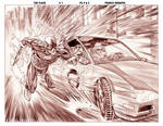 The Flash 1 preview pg 3n4