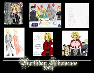 -Birthday Showcase 2004- by fullmetalalchemist