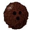 Coconut-flavour scribble by LadyMalvoliosander