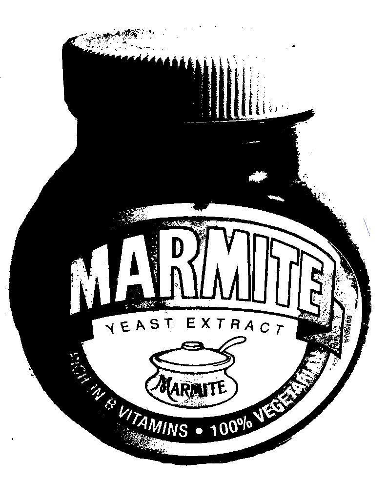 Marmite by LadyMalvoliosander