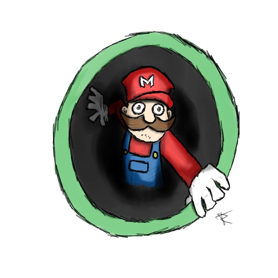 Mario's Dilemma by Cryaotic