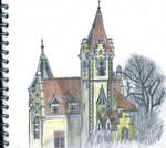 Schloss Seeheim by Sandro98ch