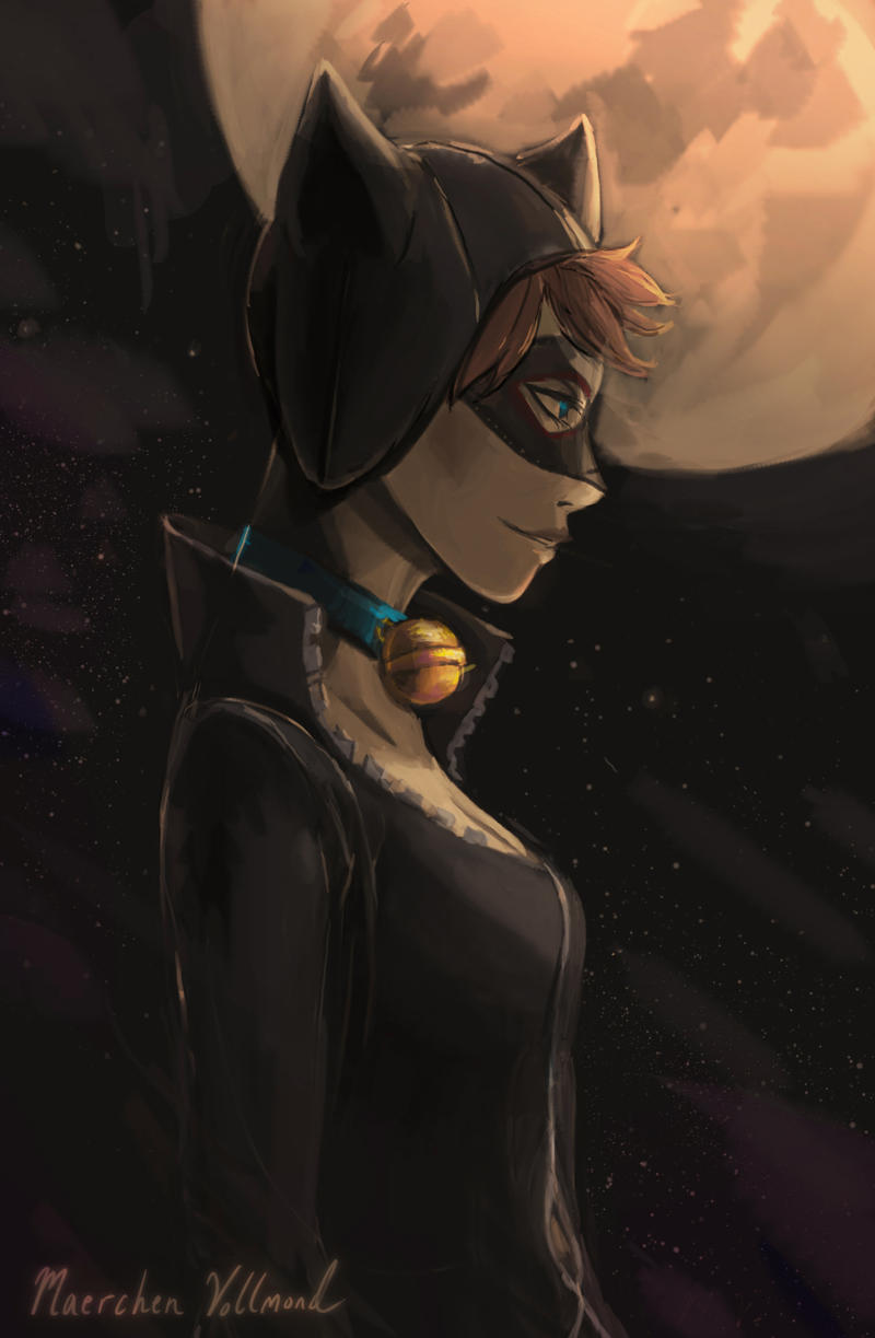 Catwoman Batman Ninja By Thecrowprinces On Deviantart