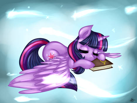 Twilight Sparkle Nap