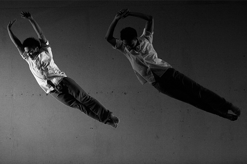 Dance Exchange by hersley