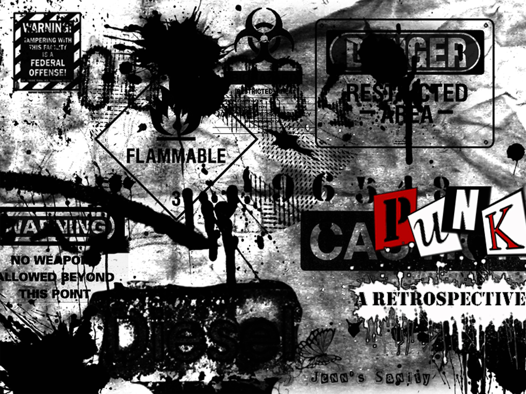 PuNK Wallpaper By Xenomorph01 On DeviantArt