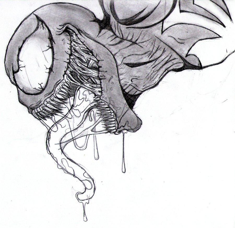 Venom 2 by xenomorph01 on DeviantArt