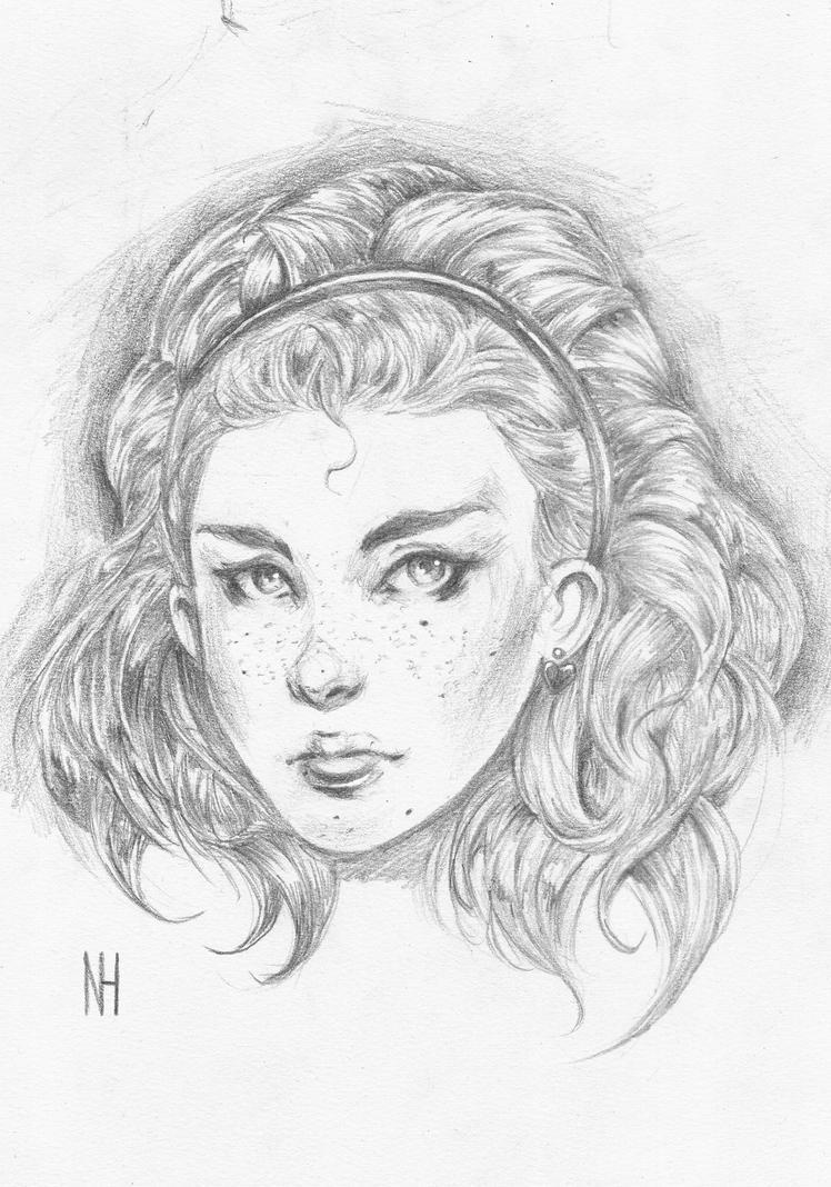 Girl #10 by xenomorph01