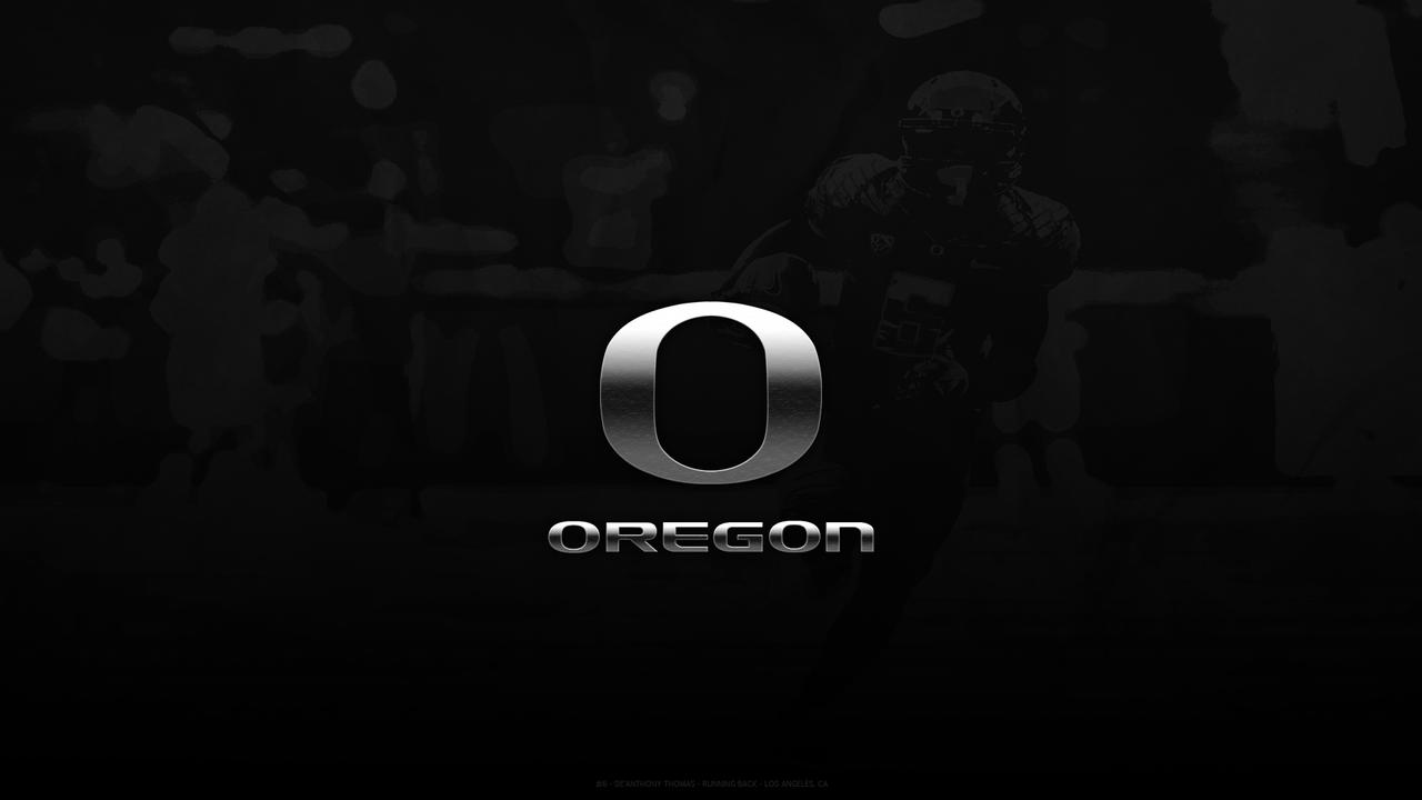 oregon ducks wallpaper de 39 anthony thomas by pixelsoul on