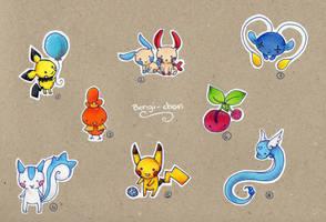 pokemon by beng-beng-chan