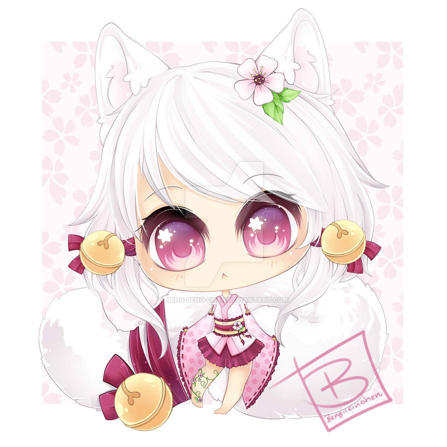 Sakura by beng-beng-chan