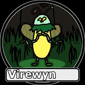Creature 2: Virewyn by VulpesVespa
