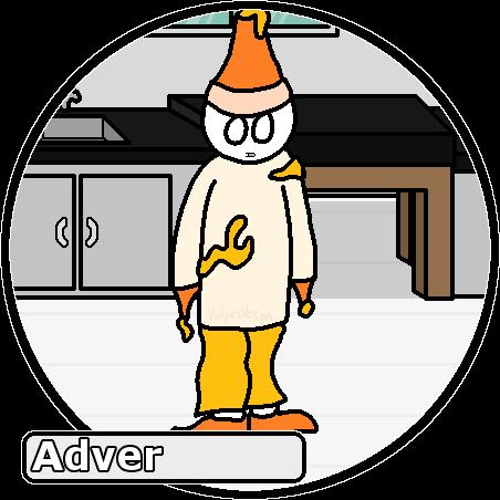 Creature 7: Adver by VulpesVespa