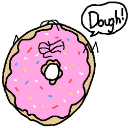 Homerdough by Adam-P-D