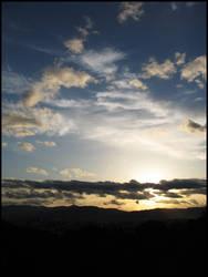JP06 Sunset I by omuraisu